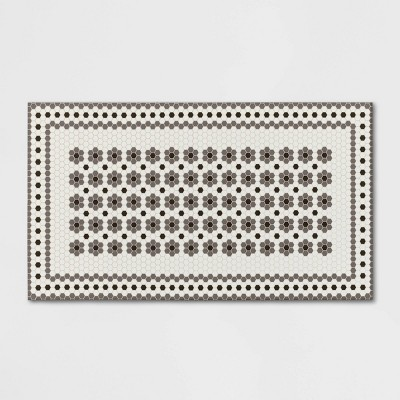 Penny Tile Vinyl Accent Mat - Threshold™