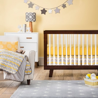Trend Lab 3pc Crib Bedding Set - Buttercup