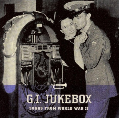 Various - G.I.Jukebox:Songs from world war 2 (CD) - image 1 of 1