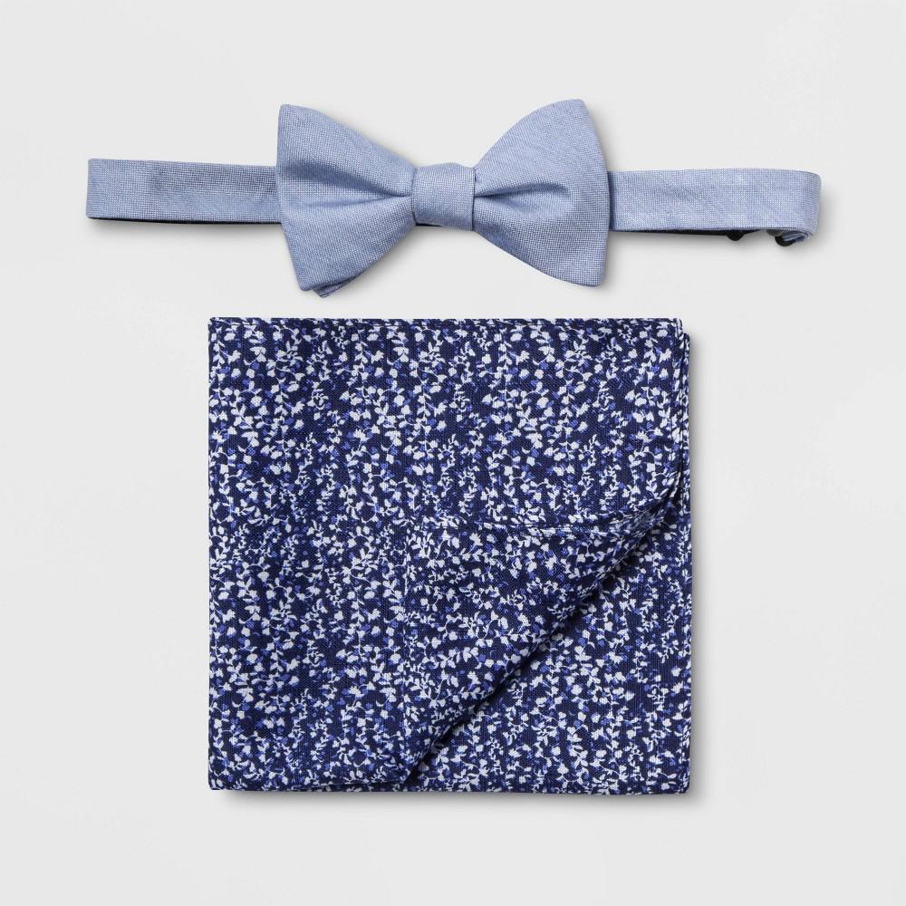 Best Discount Men Rigby Dot Tie Goodfellow Co Blue Diamond One Size