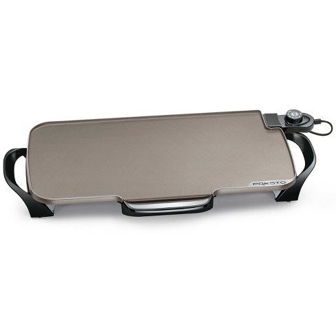 "Presto 22"" Ceramic Electric Griddle - 7062 - image 1 of 4"