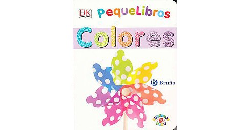 Pequelibros colores / My First Colors (Hardcover) (Various) - image 1 of 1