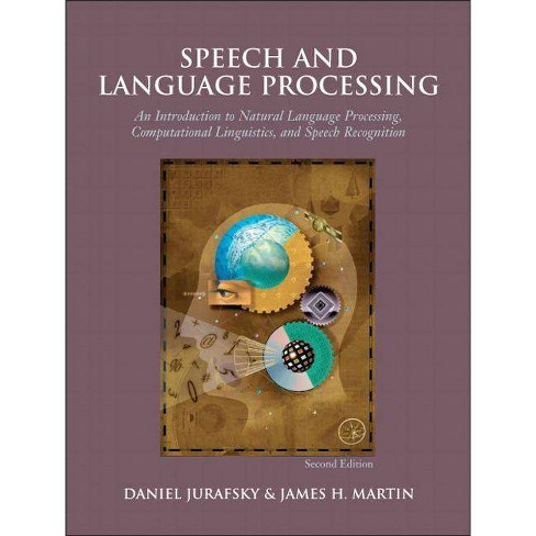 Speech and Language Processing - (Prentice Hall Series in Artificial Intelligence) 2 Edition (Hardcover) - image 1 of 1