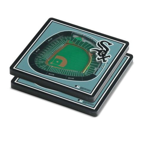 6e8d52a9337 MLB Chicago White Sox StadiumView Coaster 2pk. Shop all MLB
