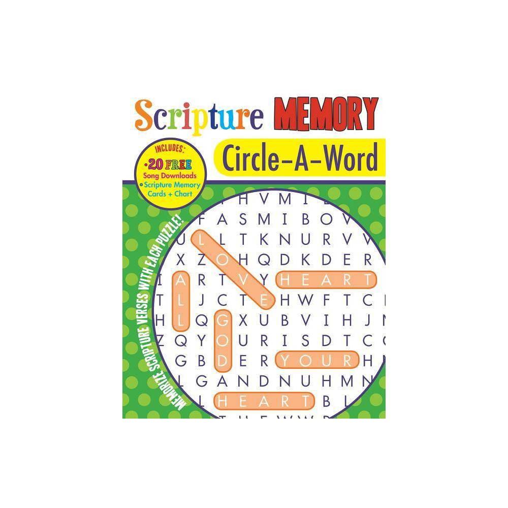 Scripture Memory Circle A Word By Karen Mitzo Hilderbrand Kim Mitzo Thompson Paperback