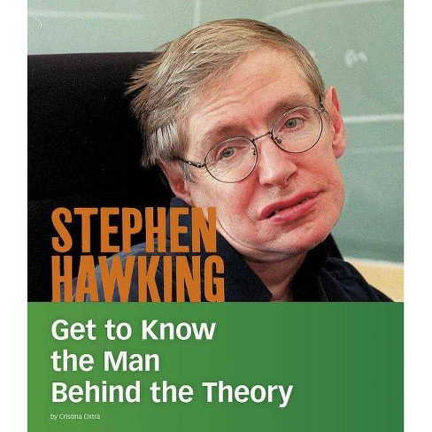 Stephen Hawking - (People You Should Know) by  Cristina Oxtra (Paperback) - image 1 of 1