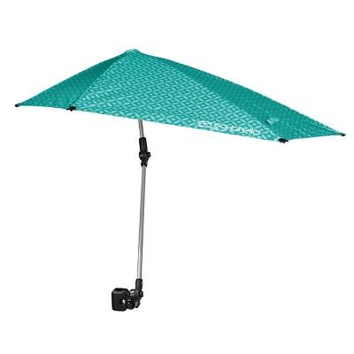 Sport-Brella Versa-Brella All Position Umbrella with Universal Clamp - Turquoise
