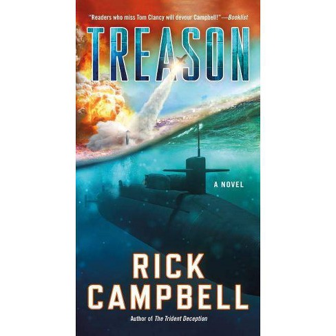 Treason - by  Rick Campbell (Paperback) - image 1 of 1