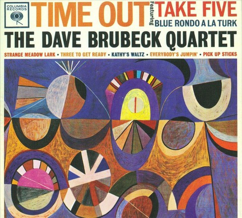 Dave brubeck - Time out (Vinyl) - image 1 of 2