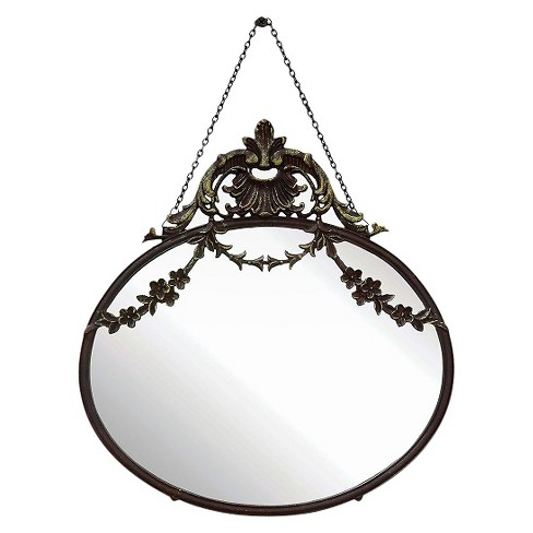 Pewter Frame Rust 3r Studios, How To Hang Vintage Mirror On Chain