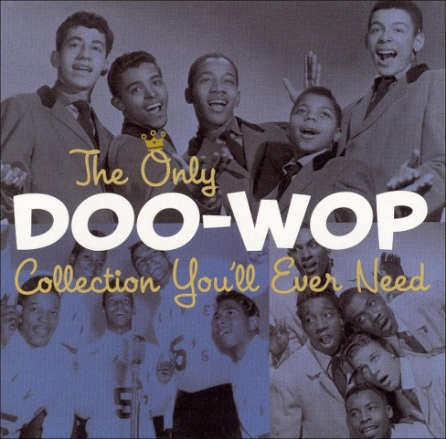 Various - Only Doo Wop Collection You'll Ev (CD) - image 1 of 1