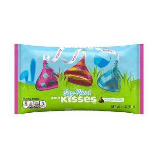 Hershey's Kisses Easter Egg Hunt Bag - 11oz
