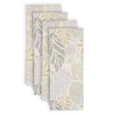 4pk Cotton Hastings Kitchen Towels - Town & Country Living