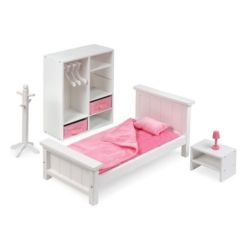 Bedroom Furniture Set for 18\