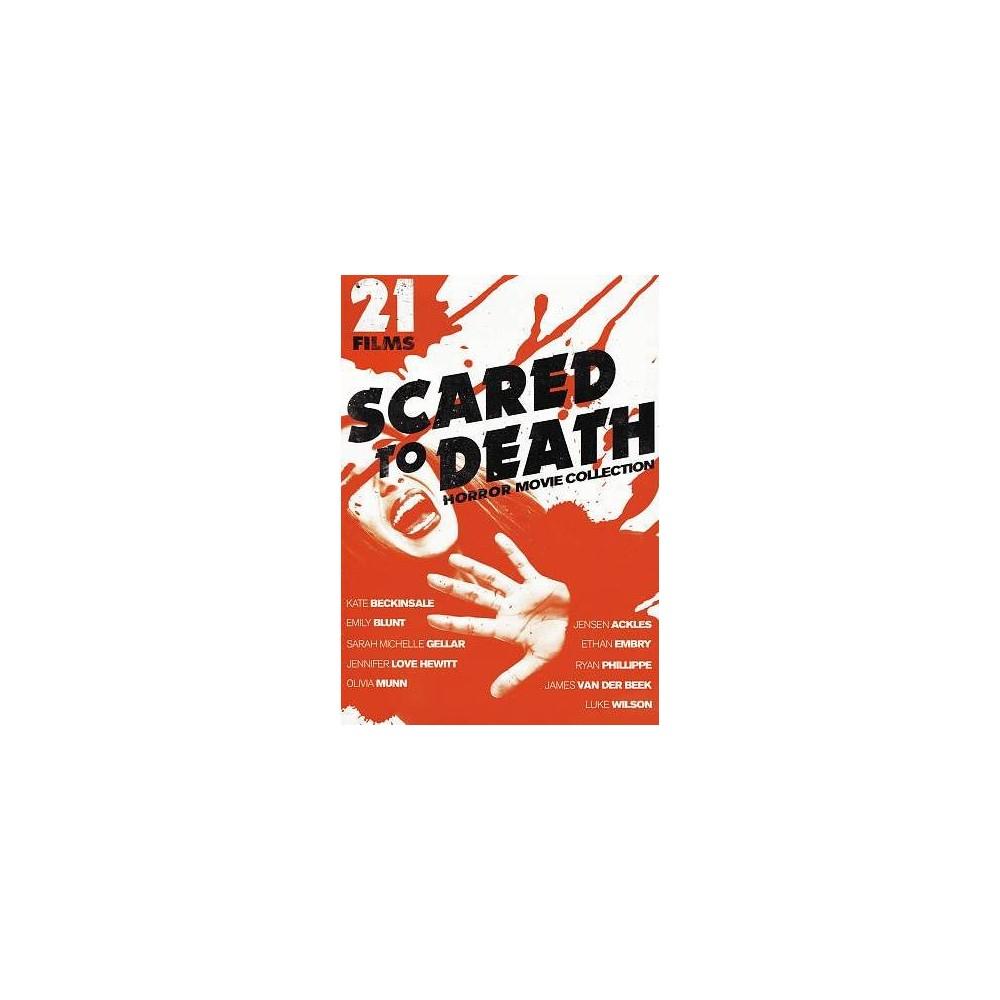 Scared To Death:21 Horror Movie Bundl (Dvd)