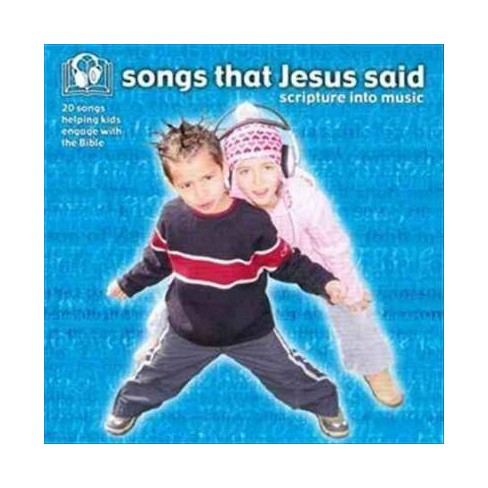 Keith Getty - Songs That Jesus Said (CD) - image 1 of 1