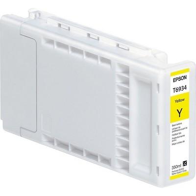 Epson T693 Yellow Ink Cartridge, Standard Yield T693400