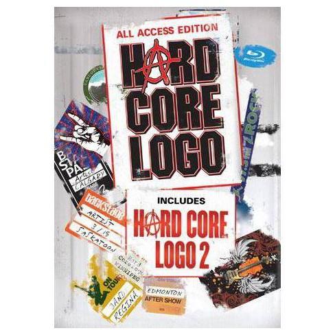 Hard Core Logo / Hard Core Logo 2 (Blu-ray) - image 1 of 1