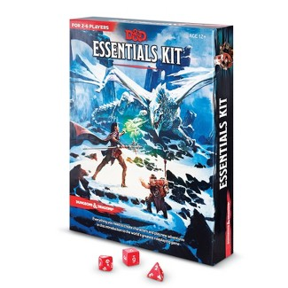 Dungeons & Dragons Essentials Kit Game : Target