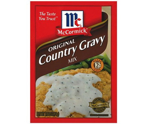 McCormick Original Country Gravy Mix 2.64 oz - image 1 of 1