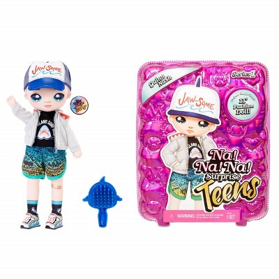 Na! Na! Na! Surprise Teens Fashion Doll – Quinn Nash