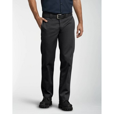 Dickies Men's Slim Fit Straight Leg Work Pants