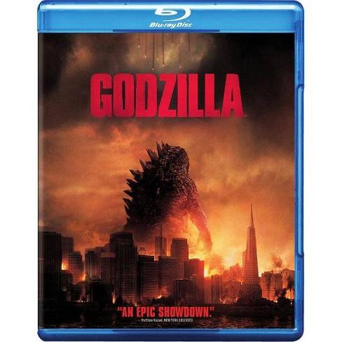 Godzilla (Blu-ray/DVD) - image 1 of 2