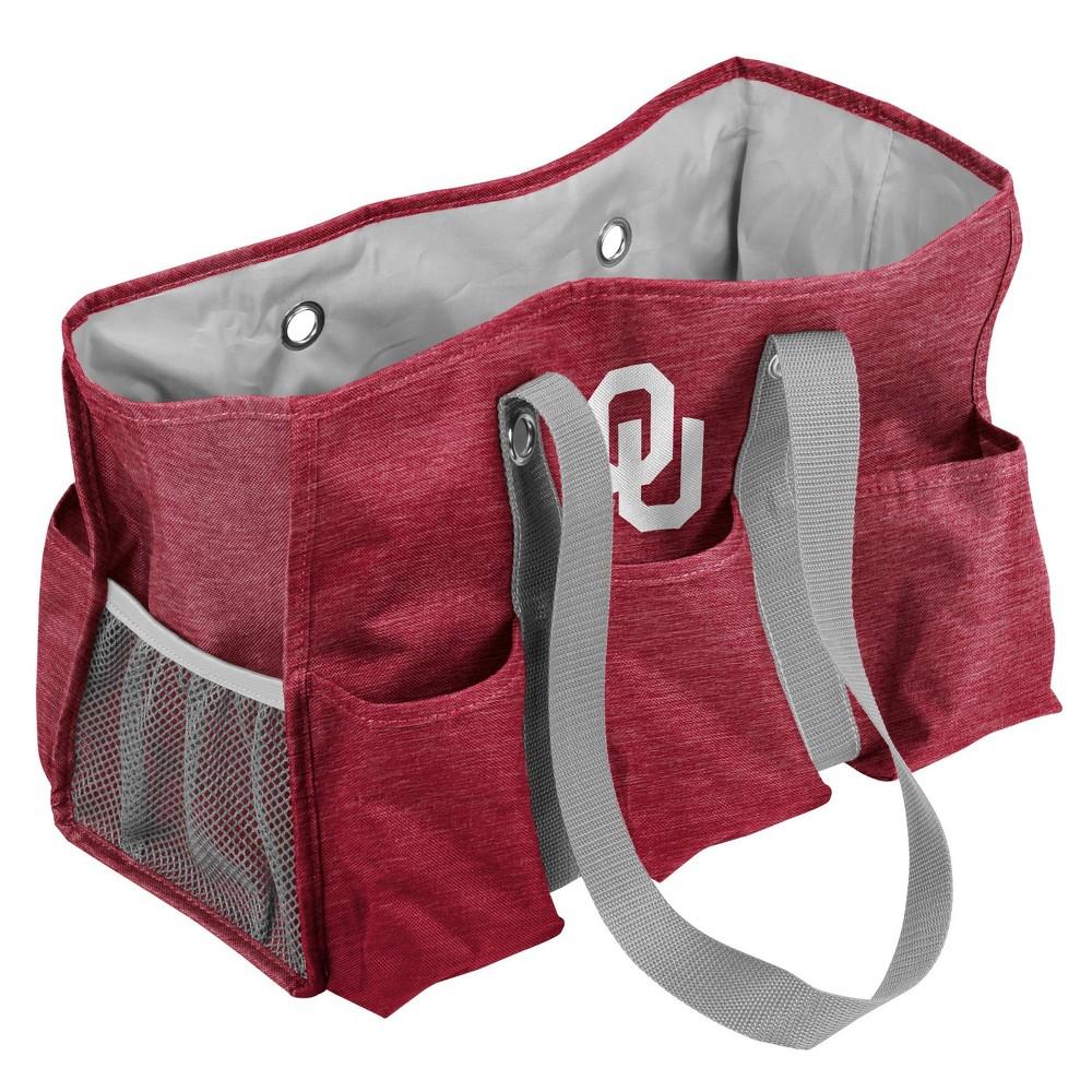 Ncaa Oklahoma Sooners Crosshatch Jr Caddy Daypack