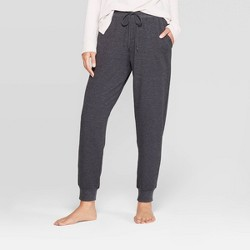 Women's Beautifully Soft Fleece Lounge Jogger Pants - Stars Above™