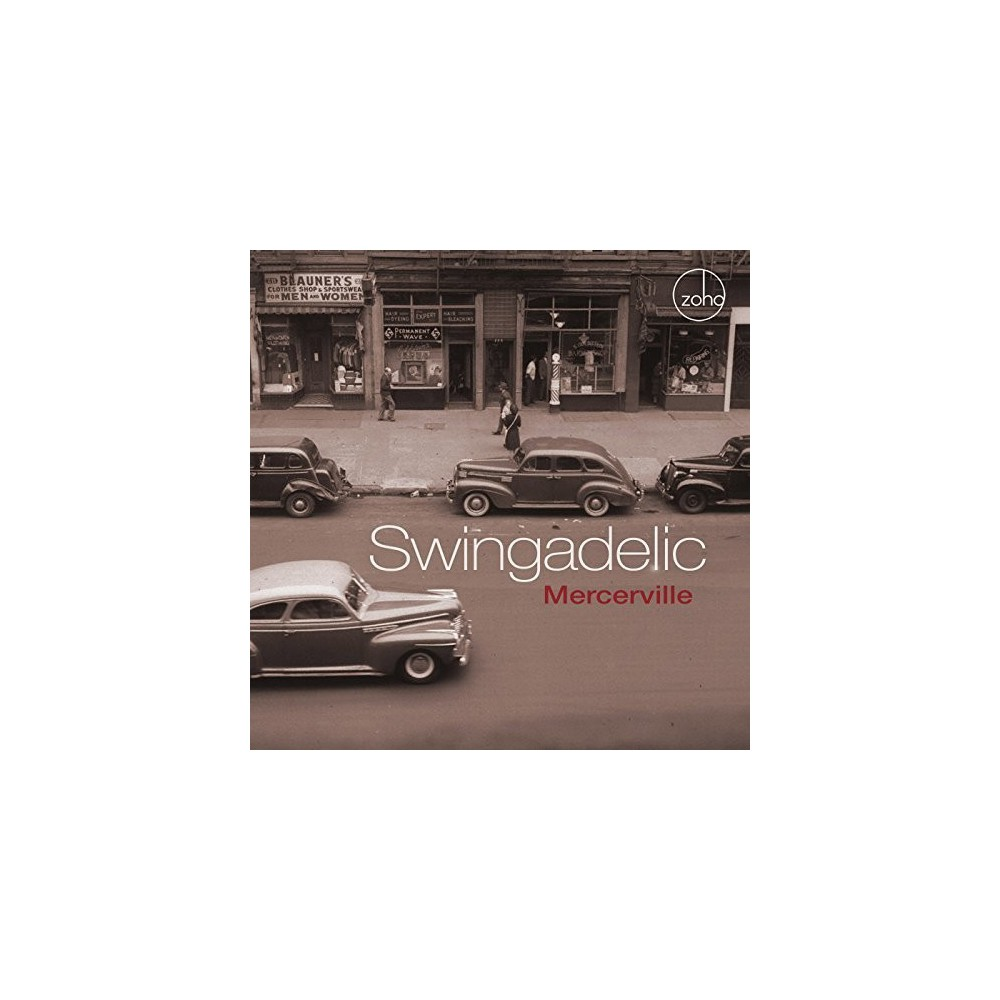 Swingadelic - Mercerville (CD)
