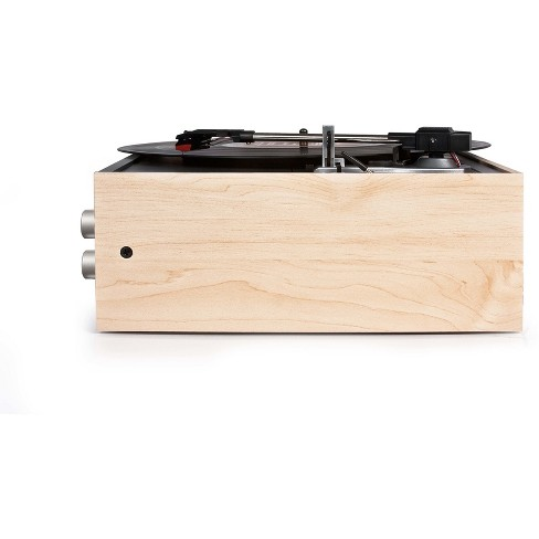 Crosley Player With Detachable Speakers Natural