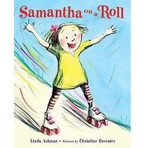 Samantha on a Roll (Hardcover) - image 1 of 1