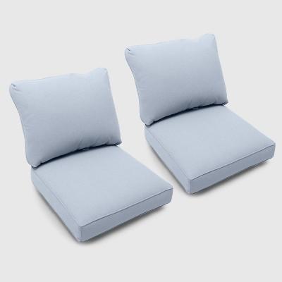 Bar Harbor 2pk Loveseat Cushions - Threshold™