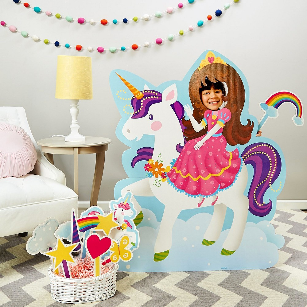 Fairytale Unicorn Party Scene Setter