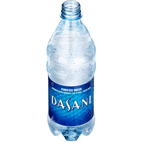 Dasani Purified Water - 20 fl oz Bottle
