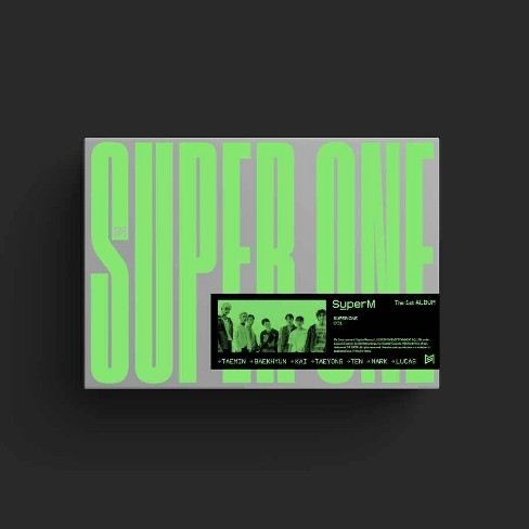 SuperM - The 1st Album 'Super One' (One Version) (CD) - image 1 of 1