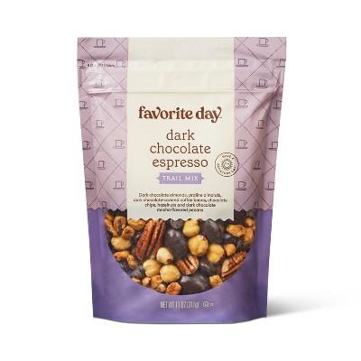 Dark Chocolate Espresso Trail Mix - 11oz - Favorite Day™