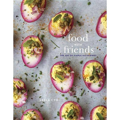 Food with Friends - by  Leela Cyd (Hardcover) - image 1 of 1