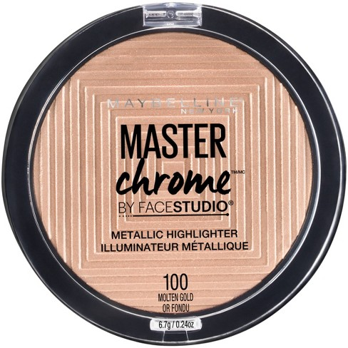 Maybelline Face Studio Master Chrome Metallic Highlighter - 0.24oz - image 1 of 4