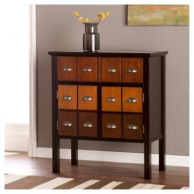 Delicieux Wells Storage Cabinet Apothecary Top Display   Aiden Lane : Target