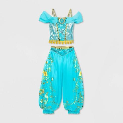 Disney Princess Jasmine Kids' Jumpsuit - Disney Store at Target Exclusive - image 1 of 1