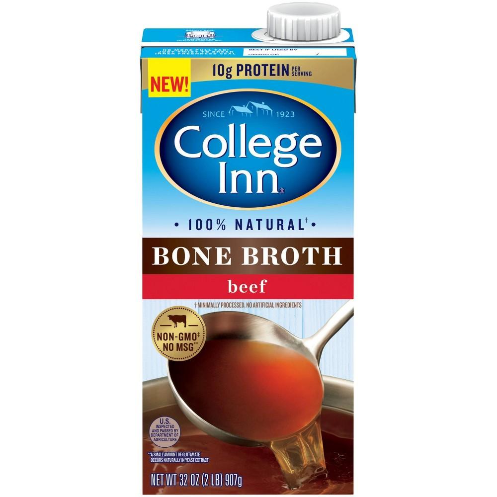 College Inn Bone Broth Beef - 32oz