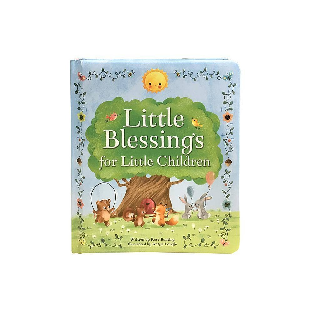 Little Blessings For Little Children Board Book Rose Bunting