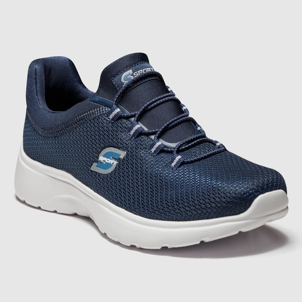 Womens S Sport by Skechers Rummie Pull-On Sneakers - Navy 9 Blue Discounts