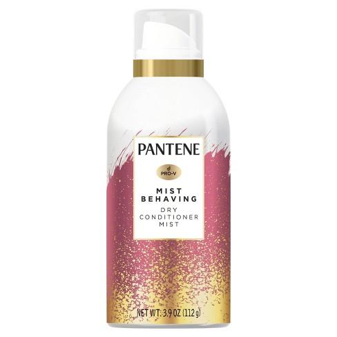 Pantene Paraben Free Mist Behaving Dry Conditioner Mist with Coconut Milk & Jojoba Oil - 3.9oz - image 1 of 4