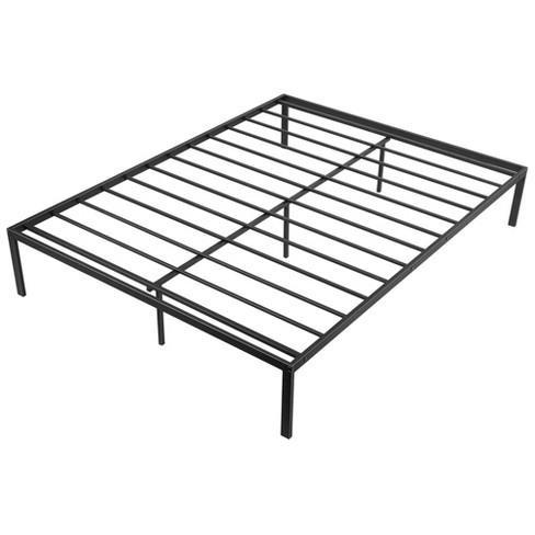 Costway 14 Inch Full\Queen  Metal Platform Bed Frame Steel Slat Mattress Foundation - image 1 of 4