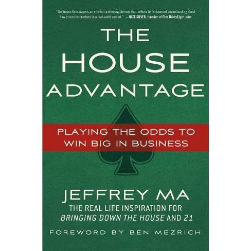 The House Advantage - by  Jeffrey Ma (Paperback) - image 1 of 1