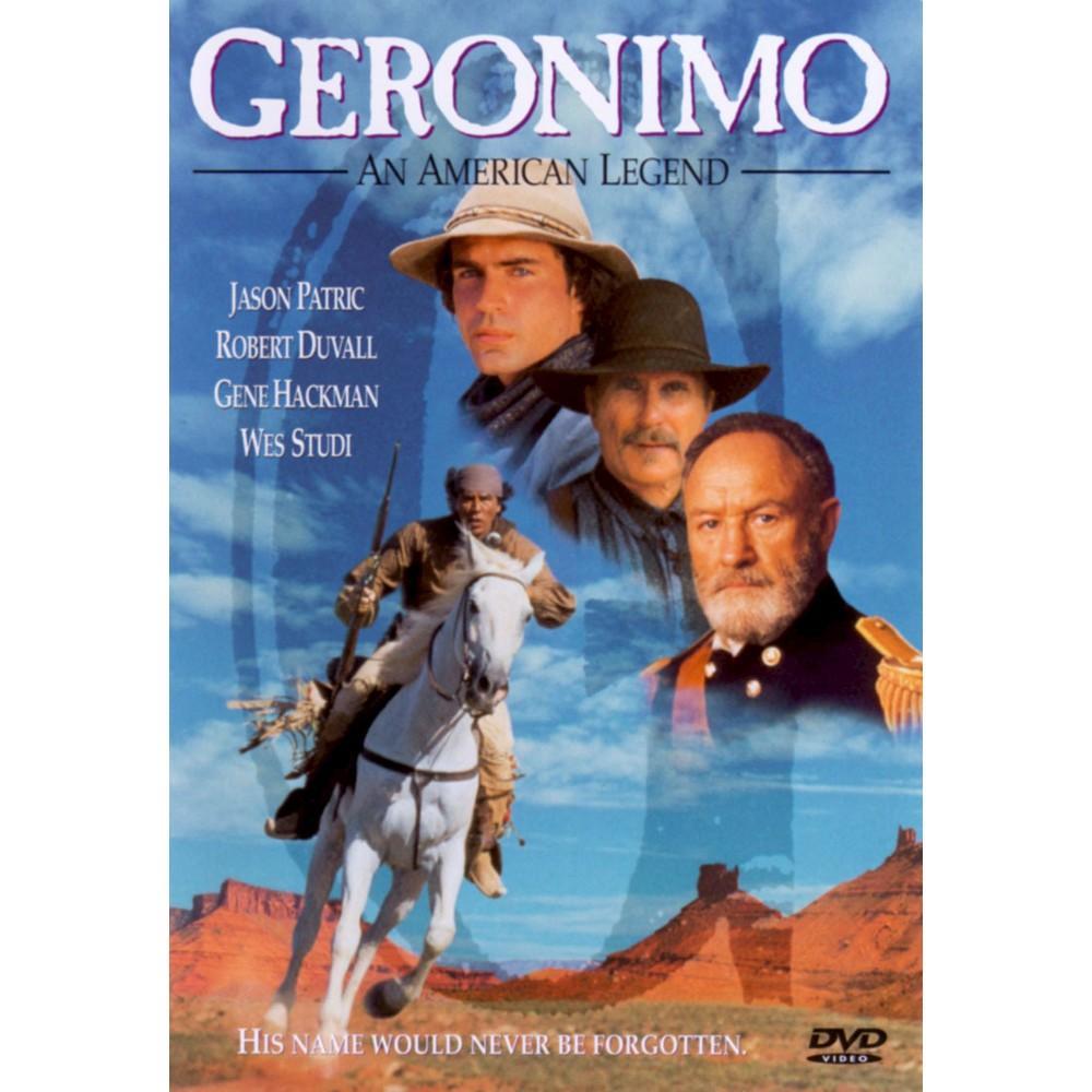 Geronimo: An American Legend (P&s) (dvd_video)