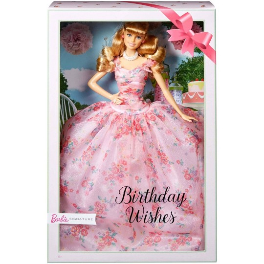 Barbie Collector Birthday Wishes Doll image number null