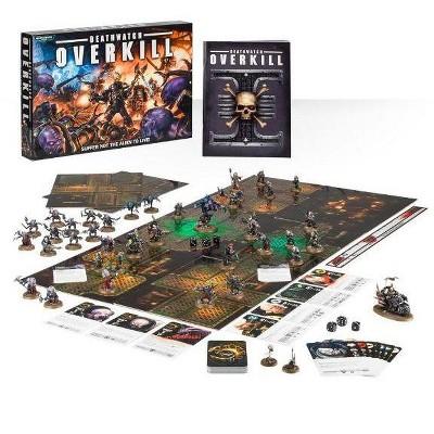 Warhammer Deathwatch - Overkill Board Game
